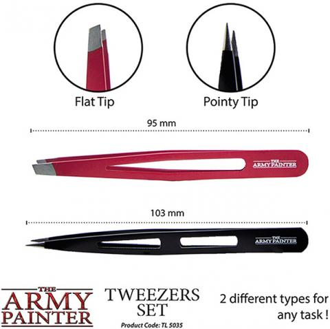 Tweezers / Pincett