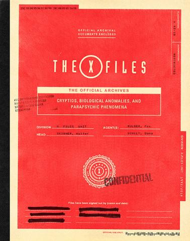 The X-Files: The Official Archives