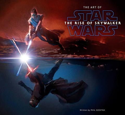 The Art of Star Wars The Rise of Skywalker