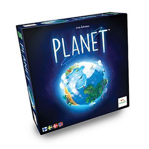 Planet - Brädspelet