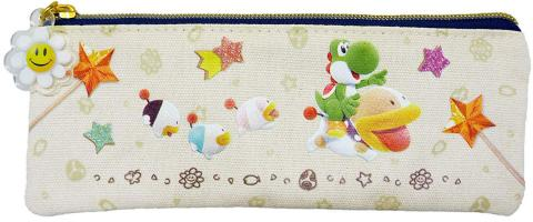 Yoshi's Crafted World Pen Pouch