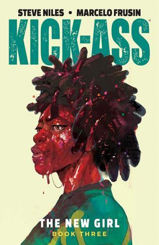 Kick-Ass: The New Girl Book 3