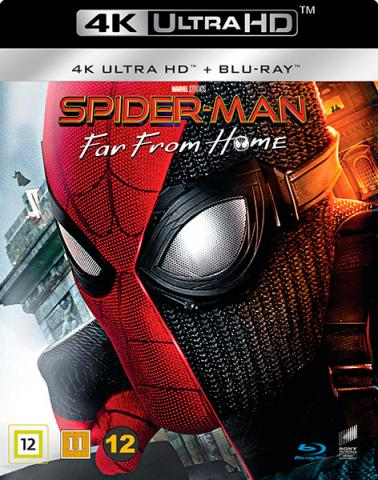 Spider-Man: Far From Home (4K Ultra HD+Blu-ray)