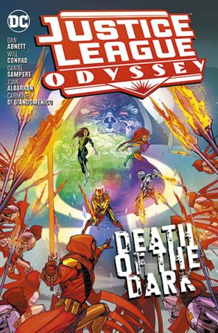 Justice League Odyssey Vol 2: Death of the Dark