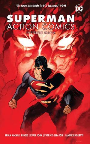 Action Comics Vol 1: Invisible Mafia