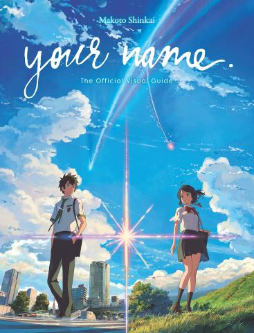 Your Name: The Official Visual Guide