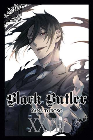 Black Butler Vol 28
