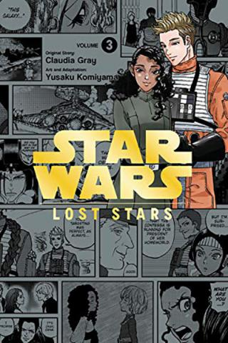 Lost Stars Graphic Novel Vol 3