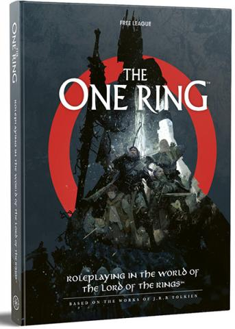 The One Ring RPG - Core Rulebook Second Edition