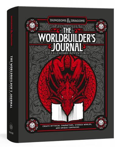 The Worldbuilder's Journal to Legendary Adventures