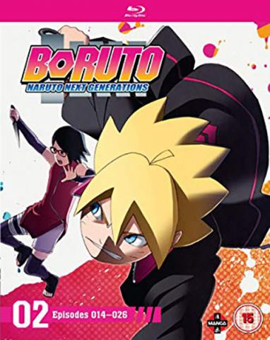 Boruto: Naruto Next Generations, Volume 2