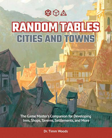 Random Tables: Cities and Towns