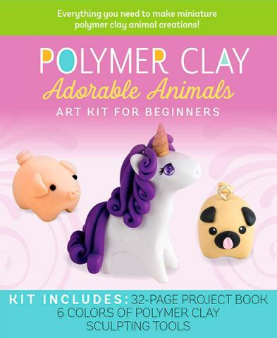 Polymer Clay: Adorable Animals