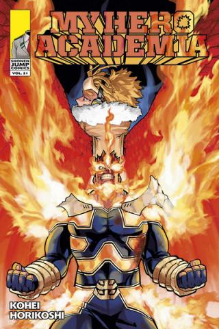 My Hero Academia Vol 21
