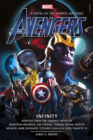 Avengers: Infinity (Marvel Novels)