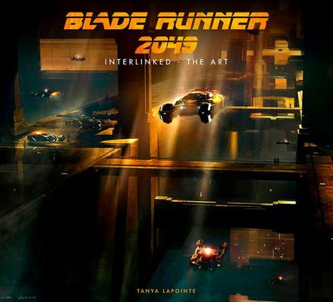 Blade Runner 2049 Interlinked The Art