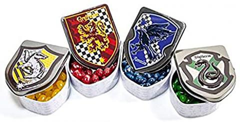 Harry Potter Crest Tins Jelly Beans