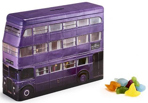 Harry Potter Knight Bus Tin