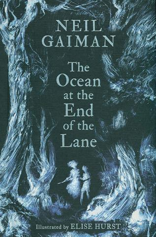 The Ocean at the End of the Lane Illustrated