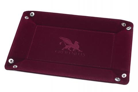 Burgundy - Rectangle