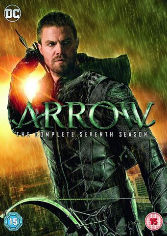 Arrow, The Complete Seventh Season