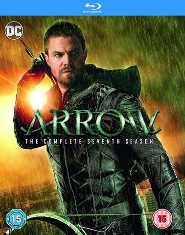 Arrow, The Complete Seventh Season