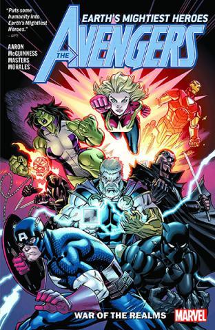 Avengers by Jason Aaron Vol 4: War of Realms