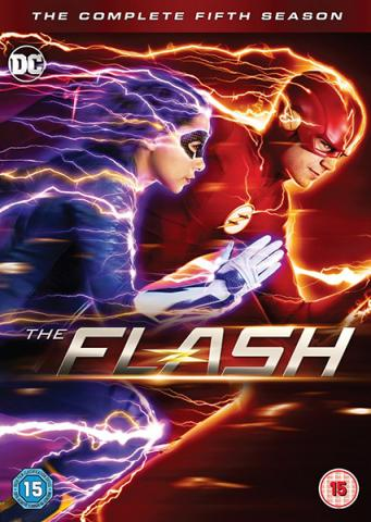 The Flash, Complete Fifth Season
