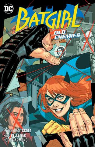 Batgirl Vol 6: Old Enemies