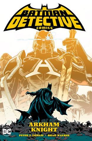 Batman Detective Comics Vol 2: Arkham Knight