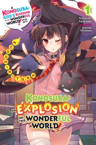 Konosuba: An Explosion on This Wonderful World Light Novel 1