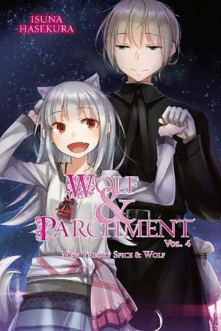 Wolf & Parchment Light Novel 4