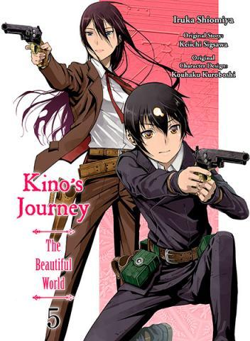 Kino's Journey- the Beautiful World, vol 5