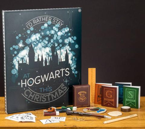 Harry Potter Advent Calendar Stay at Hogwarts Christmas