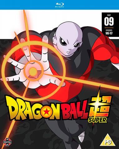 Dragon Ball Super, Part 9