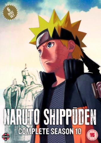 Naruto Shippuden Complete Season 10