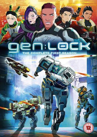 Gen: LOCK, The Complete First Season