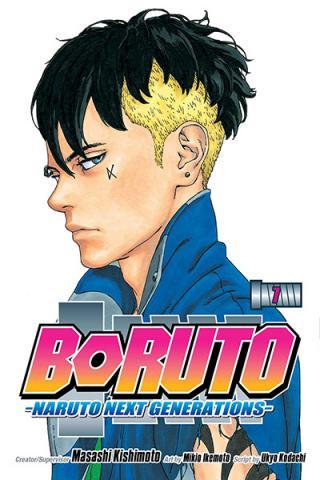 Boruto: Naruto Next Generation Vol 7