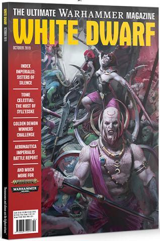 White Dwarf Monthly Nr 38 Oktober