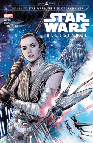 Star Wars: Journey to Rise of Skywalker Allegiance
