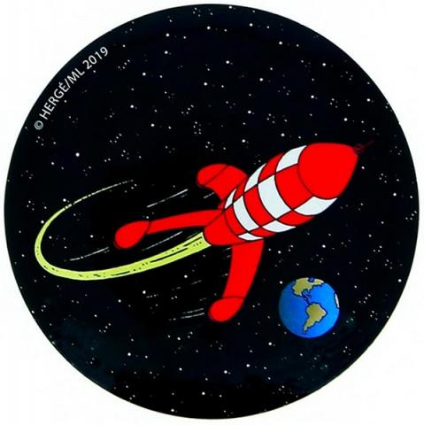 Magnet - Månen raket