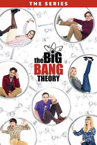 The Big Bang Theory, Season 1-12
