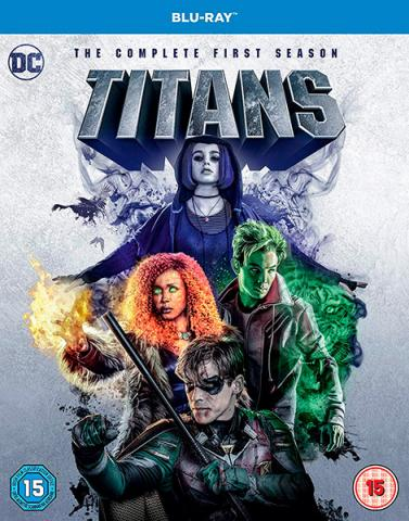Titans, The Complete First Season