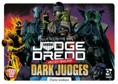 Judge Dredd: Helter Skelter - The Dark Judges