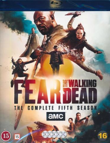 Fear the Walking Dead, Season 5