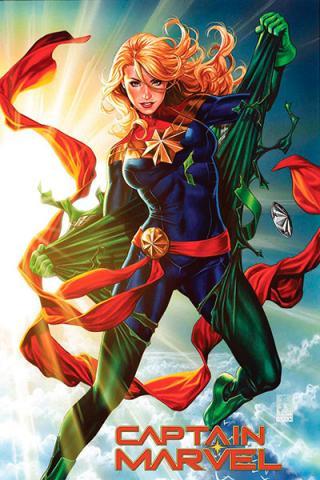 Captain Marvel Vol 2: Falling Star
