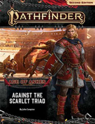 Against the Scarlet Triad