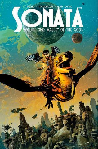 Sonata Vol 1: Valley of the Gods