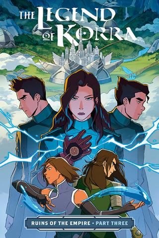 The Legend of Korra: Ruins of Empire Part 3