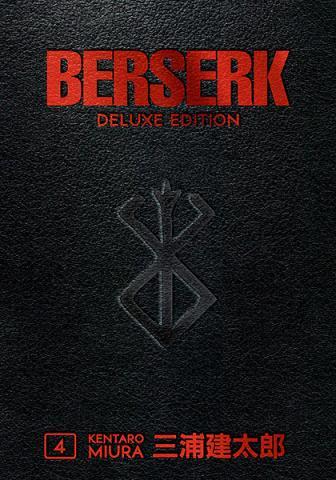Berserk Deluxe Edition Vol 4